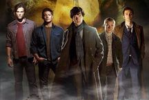 SUPERWHOLOCK / When our most favorite tv shows combined