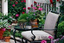 Gardens and Courtyards / by Sharon Fleishman