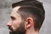 Hairstyles for hubby