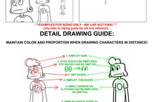 Character guidelines