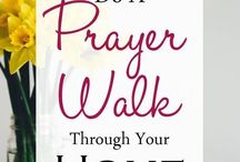 PRAY | with us / PRAY - written out prayers for your husband, wife, children, brother, sister, co-workers, parent, grandchildren, etc