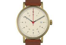 Leather Strap Watches / Leather Strap Watches