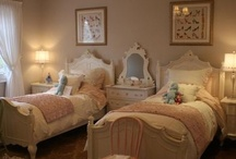 girls bedroom / by Lizet Lopez