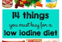 Low iodine diet I can do this