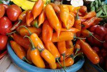 Peruvian Food / Peruvian flavors and colors
