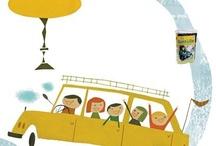 MSD to go (car games) / Montessori fun on the run
