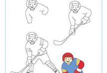 jääkiekkoilija