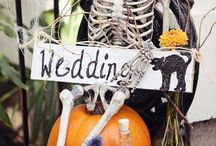 Dark wedding ideas