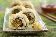 Sushi / Because every day is a sushi day! / by Allison Day