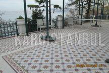 Büyükada - Kulüp / Karo siman / Karo İstanbul Cement Tiles for Büyükada Club