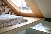 Home upgrades, architecture, interiors
