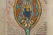 Iluminace - kaligrafie