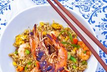 ASIAN RECIPES / I love eating especially Asian food. This board is a collection of recipes of asian food including Chinese recipes, Thai recipes, Malaysian recipes, Japanese recipes, Vietnamese recipes and Indian recipes.