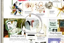   featured   / Items from http://theweddingofmydreams.co.uk/ featured in the press.