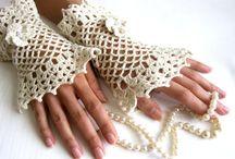 Crochet Cuffs & Wrist Warmers
