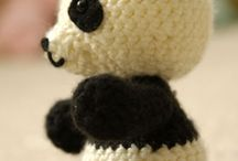 Crochet Teddy bear M♥M
