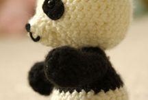 Panda ayıları