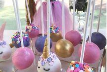 Mia unicorn party