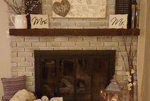 Home Decor - Fireplaces