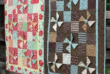 quilting, fabric, sewing / by Mary Lou Case