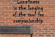 Loneliness - how to cope with