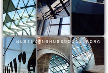 Musikkens hus Aalborg Denmark / Concert place