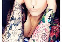 idee tatouage manchette pour femme / Modèles de tatouage manchette. Retrouvez sur chaque epingle des motifs differents et la signification de ces tattoos sur tatouagefemme.eu