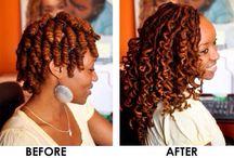 Natural Hair and Beauty