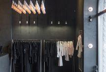 display fashion store interiors