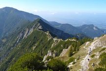 Mountains to Hike/Climb / If you need some #inspiration to get yourself out into the #mountains, here it is!  Find more great hikes on my blog:  http://monkeysandmountains.com/category/travel-activities/mountains / by Laurel Robbins: Monkeys and Mountains Adventure Travel Blog