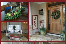 Homemaking | Christmas decorating / Making your home something meaningful at Christmas - not just decorated for fun, but decorated for purpose