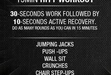 HIIT Workouts / by Dianne Lebold
