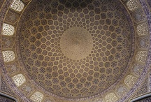 Iran / Moorish design at its most exquisite. These works of art show such an incredible understanding of pattern, colour and ornament.