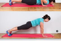 Bodyweight workout / Make it easy at home