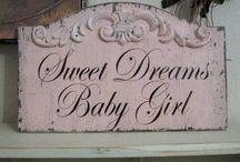 Baby Nurseries & Ideas / by Nicole Nagle