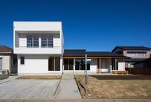 igawa-arch/House for living with family and garden