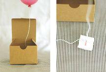 • Presents ideas •
