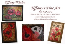Art and Artists / Meet Artist Tiffany Whalen and see her work at http://tiffanysfineart.weebly.com/    She donates 50% of her sales to https://ourrescue.org/ and organization that frees children from sex slavery.  She also donates to other good causes. / by Timothy Dale Whalen Jr.