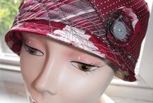 klobouky,čepice