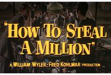 How to steal a million - 1966 Film - quotes and pictures