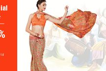 Happy Baisakhi 2015 Style India Store Wide Sale 25 % / Style India wishes you Happy Baisakhi 2015 in a style by offering store wide twenty five percent off.