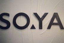 SO▲YA Eyewear / www.so-ya.it