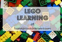 Homeschool ~ Lego Club / by Christy @ Raising Knights