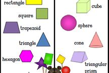 Math - Geometry / by Laura-Lee Jellard