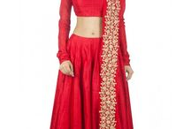 2698 Non S120 Lehenga Choli /  this wedding season bloom yourself with this beautiful red colored designer lehenga choli. This lehenga is perfect for wedding and party wear.