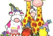 kinderboekenweek 2014 Feest