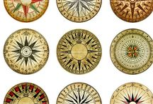 Misc Compass Rose