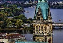 Hamburg / by Kathryn Phillips