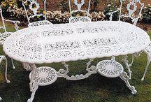 Обеденные и парадные столы / Обеденные и парадные столы разных эпох и стилей. Современные концепты.