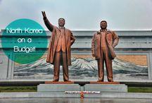 East Asia / China, Mongolia, North Korea, Japan
